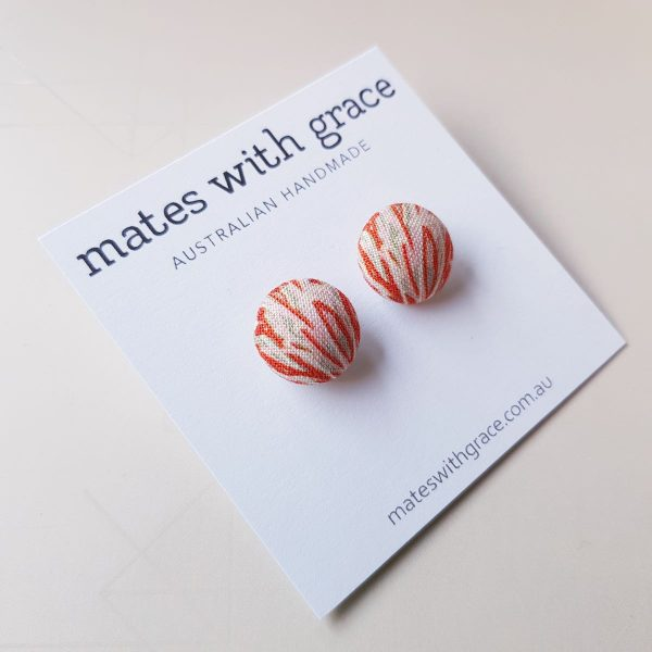 Mates With Grace Sweet Blossom Stud Earrings