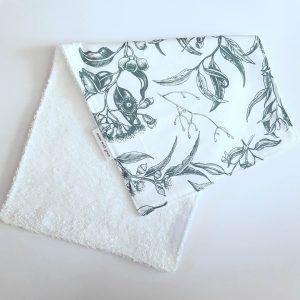 Mates With Grace Winter Gum Burp Cloth