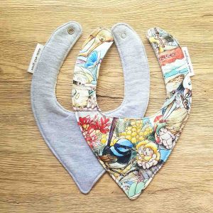 Mates With Grace May Gibbs May's Tales Bandana Bib