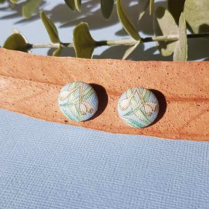 Mates With Grace Gumleaf Earrings 2